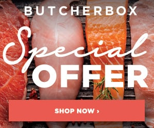 Butcher Box Offer of the Month