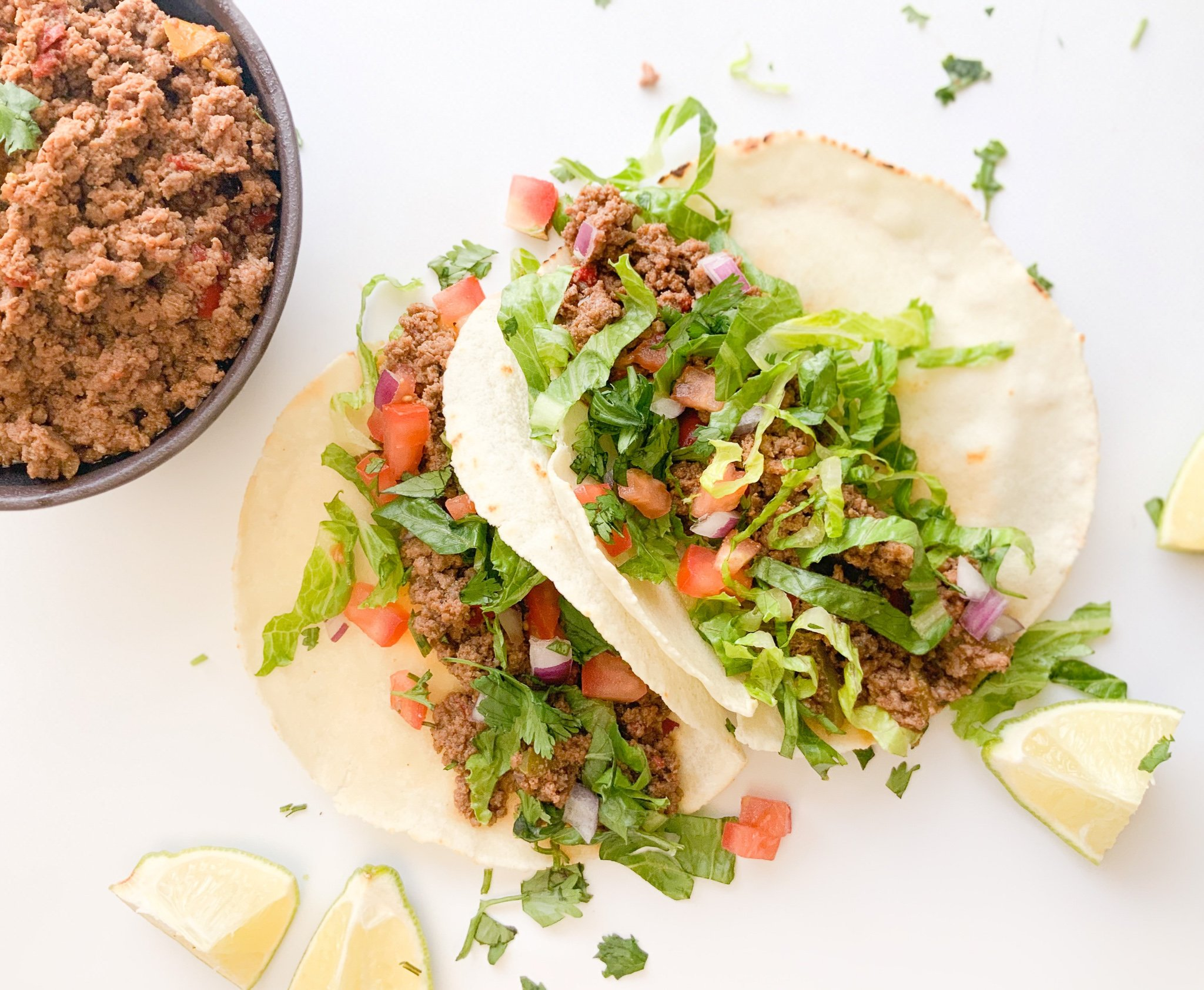 ground taco meat