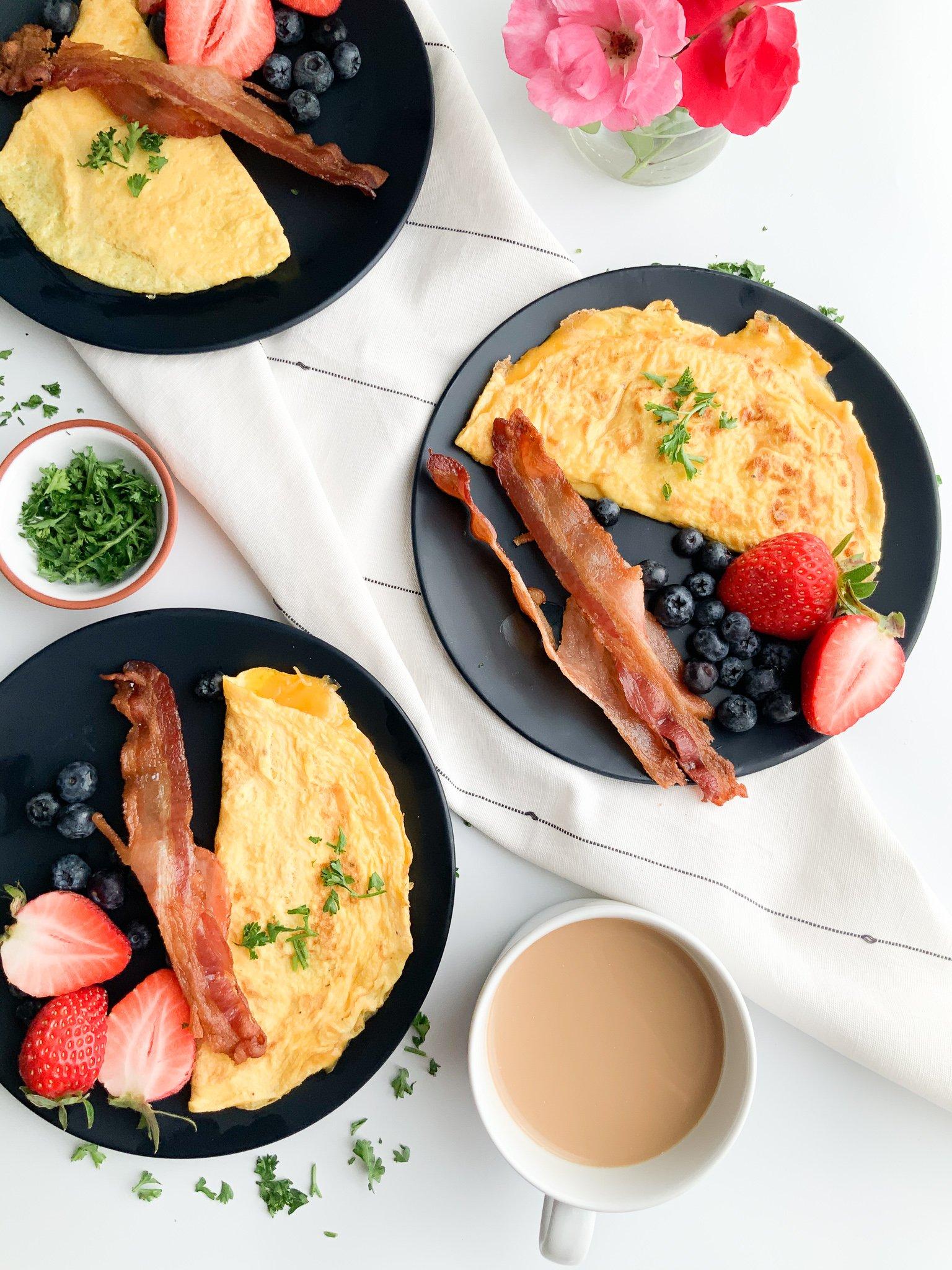 gluten free omletes