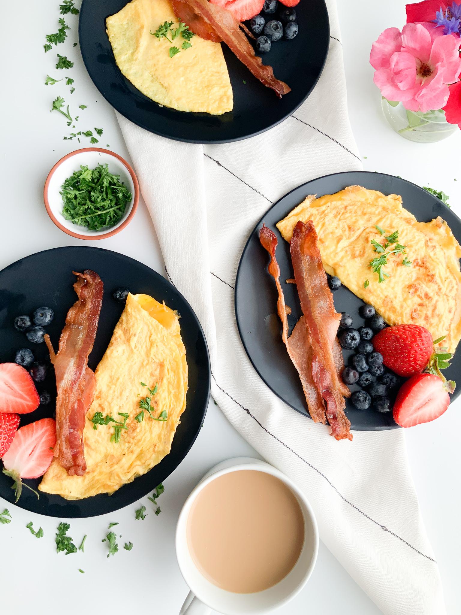 gluten free omelet