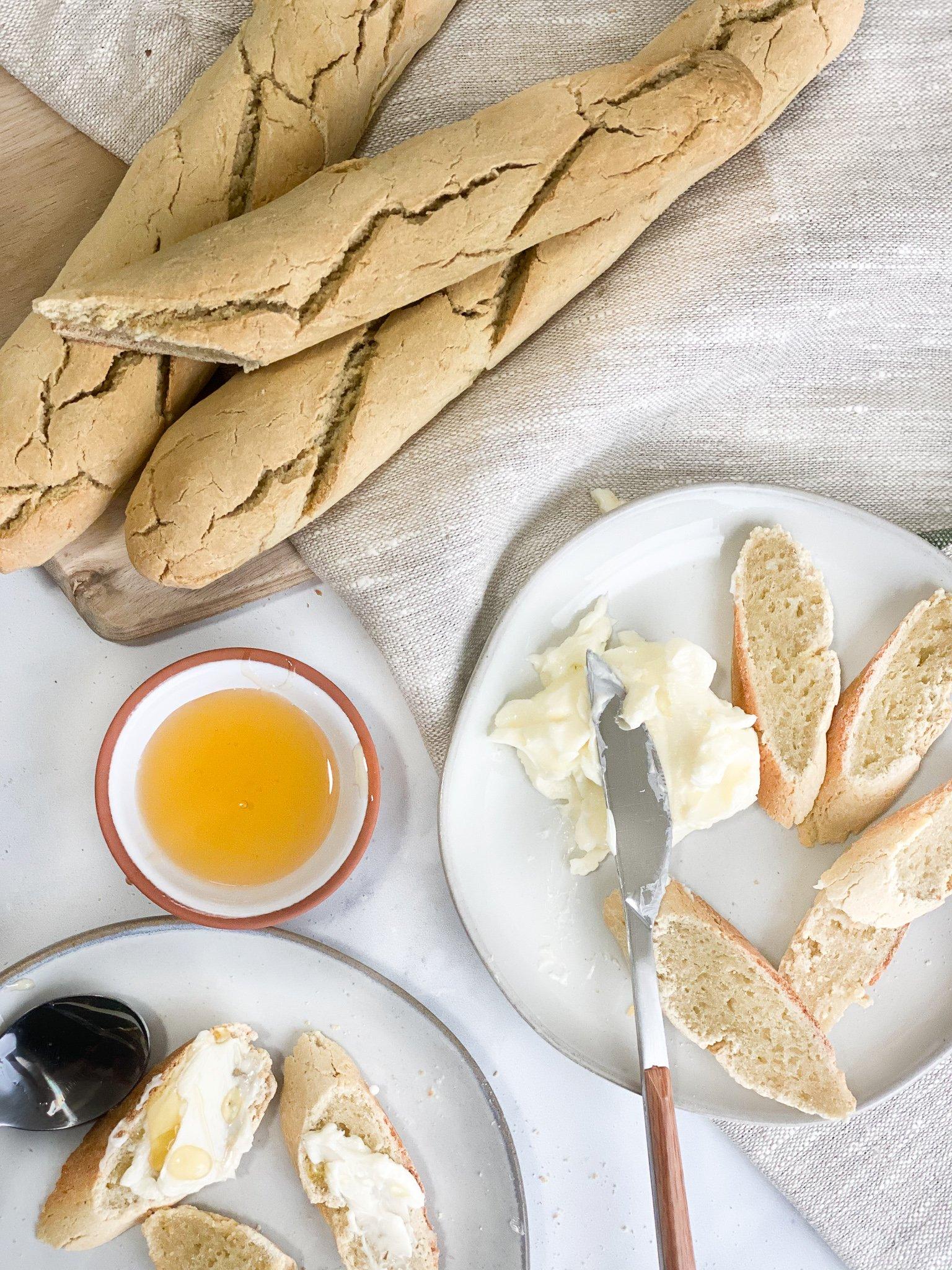 grain free french bread