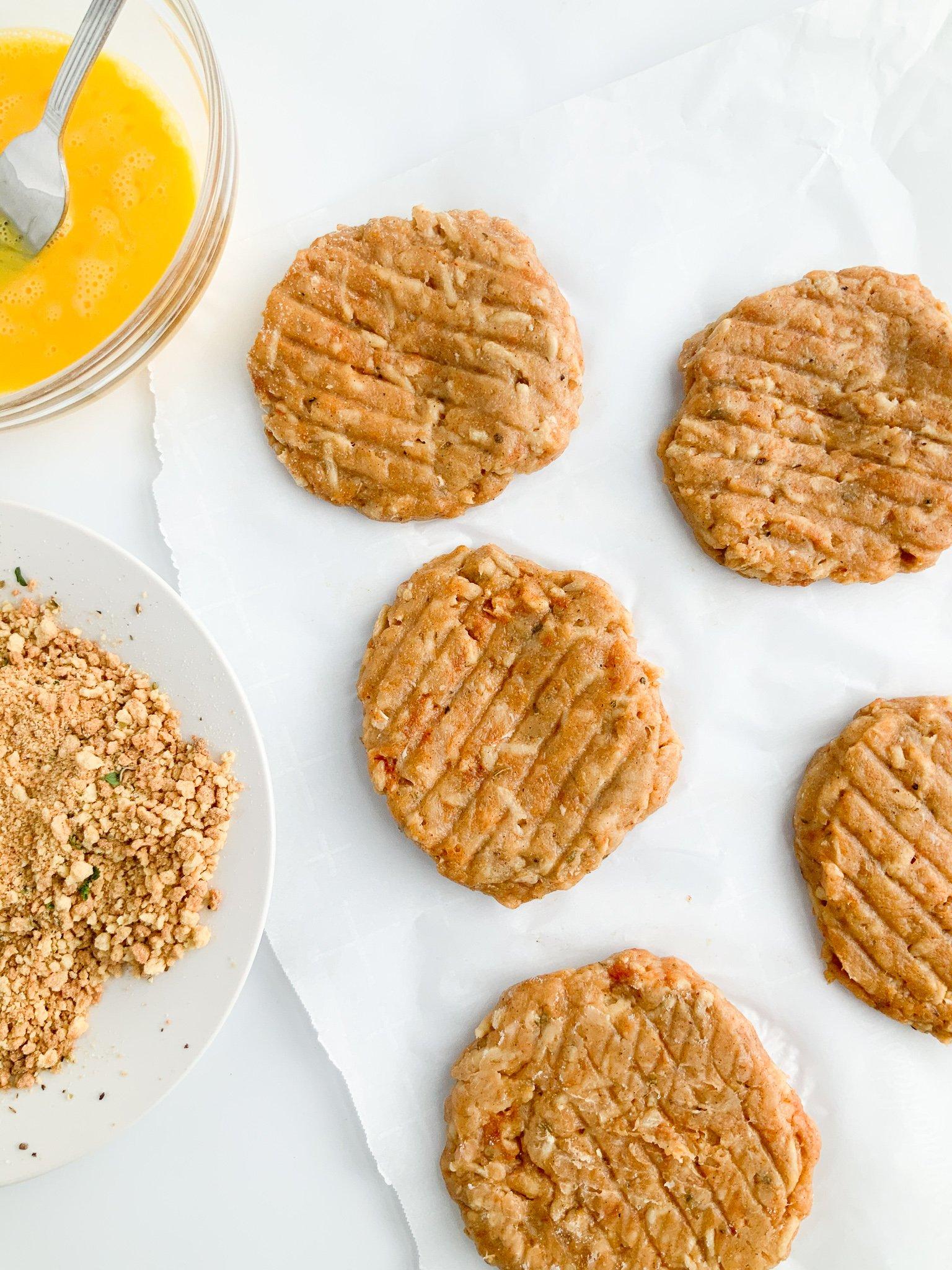 gluten free crispy chicken sandwiches