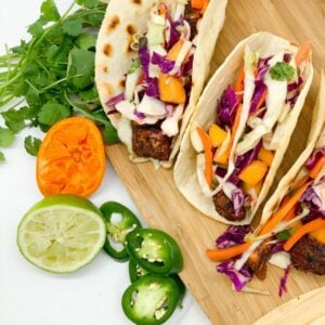 Mahi Mahi Fish Tacos representing the Seafood Category Cover Photo