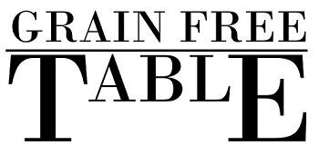 Grain Free Table logo